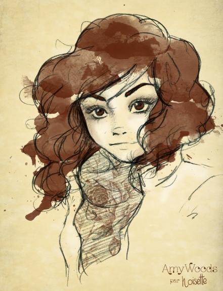 Amy Woods par Noisette